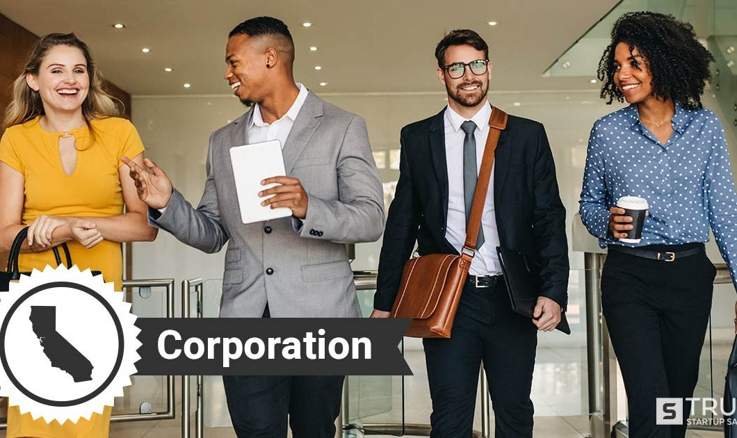 starting a Corporation in California
